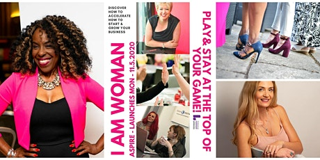 I AM WOMAN - 8 Week - Accredited Signature Programme ASPIRE tickets
