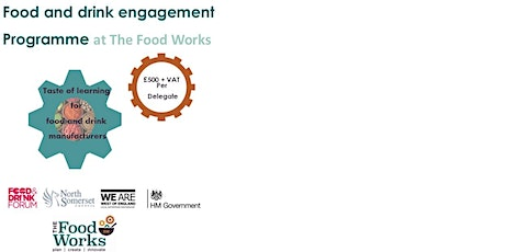 Food and Drink Engagement Programme - (5 Days) tickets