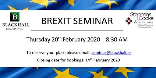 Brexit Seminar