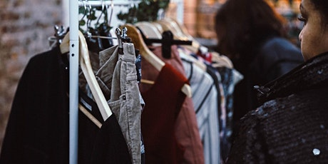 Thrifty Stylists Sustainable Pop-up - Winchester tickets