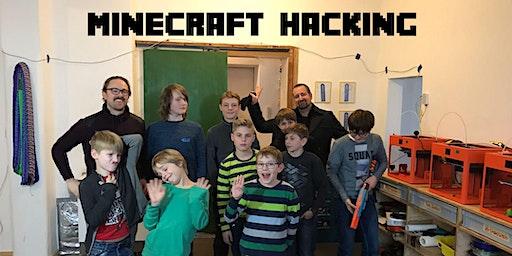 Minecraft Hacking - Lerne Programmieren und Elektronik mit Minecraft (Februar Edition)