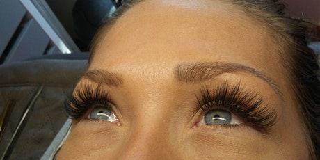 1 on 1 Eyelash Extension Training tickets