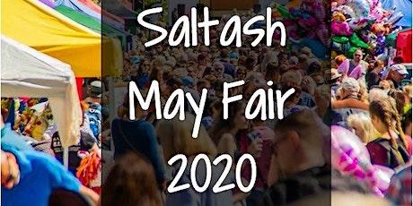 Saltash May Fair 2020 tickets