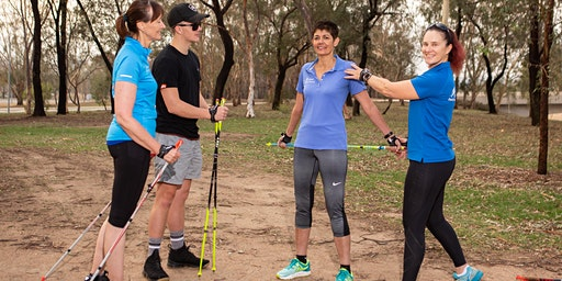 Capital Nordic Walking Technique Review and Correction Clinic
