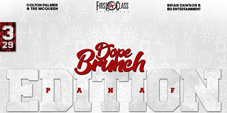 Pan AF DopeBrunch: The Dopest Brunch & Day Party in the RDU!! tickets