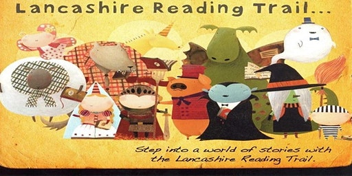 Lancashire Reading Trail (Brierfield) #LancsRT