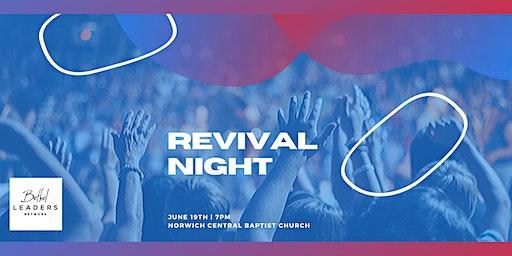 Revival Night with Dawna De Silva