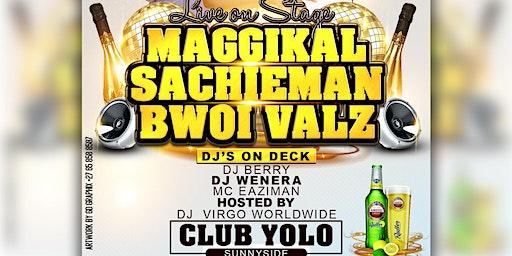 Maggikal Live in Pretoria