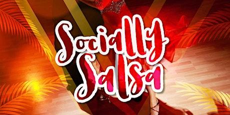 Socially Salsa tickets