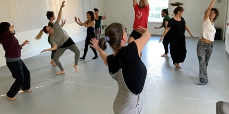 Mastering Your Chi (Qi) Energy & Expressive Motion - Qigong & Dance  26 Feb tickets