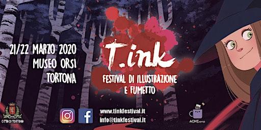 T.INK - FESTIVAL DI ILLUSTRAZIONE E FUMETTO