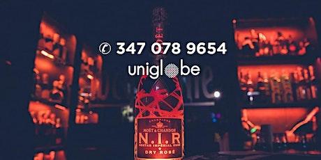 Every Friday I Tocqueville I Lista Uniglobe I ✆ 347 0789654 biglietti