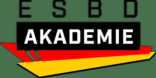 ESBD-Trainerausbildung - Grundlagen des eSport-Trainings - SAE Bochum