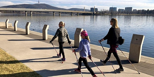 What's with the poles? Get answers to your questions about Nordic Walking