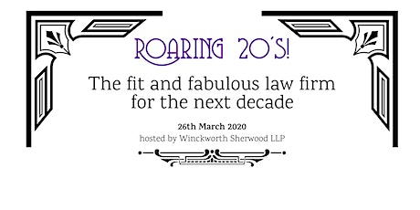 Calico Business and IT Leaders Forum - Roaring 20's! tickets