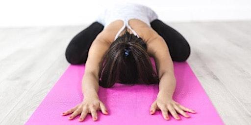Pop Up Yin Yoga Class