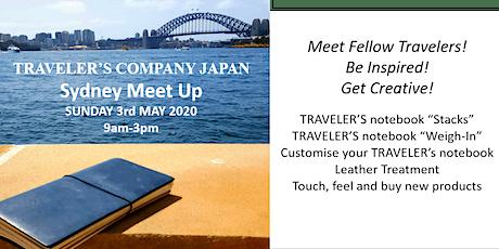 Traveler's Notebook Sydney Meet Up tickets