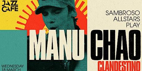 Sambroso All Stars play Manu Chao's Clandestino tickets