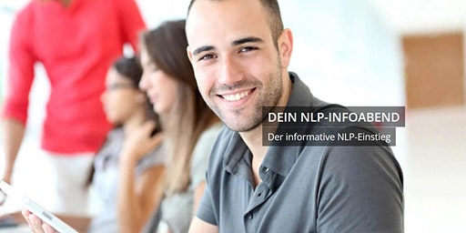 NLP-Infoabend 10.03.20 - GRATIS
