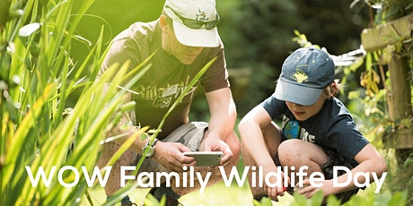 WOW Family Wildlife Day tickets