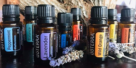 Supporting Your Child using Essential Oils  tickets