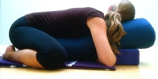 Pop Up Restorative Yoga Class