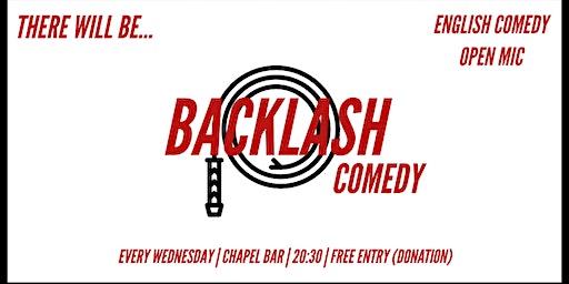 Backlash Comedy #21