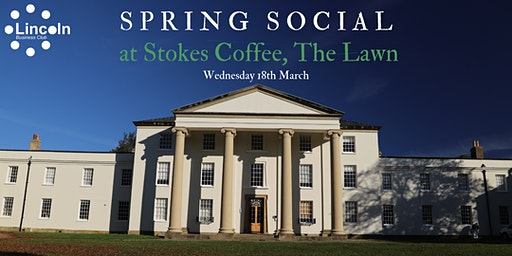 Spring Social at Stokes with the Lincoln Business Club