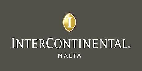 Recruiting Day Università dei Sapori con InterContinental Malta  biglietti