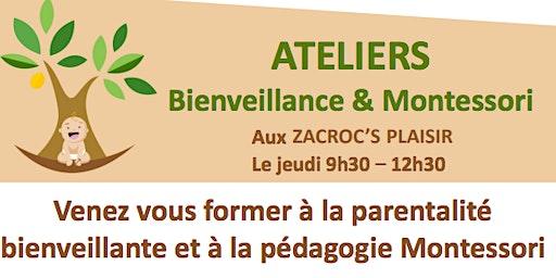 Ateliers Bienveillance et Montessori