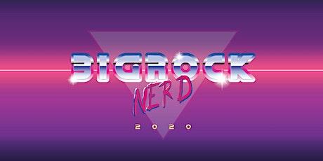 BigRock NERD 2020 biglietti