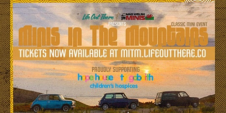 Minis In The Mountains 2020  tickets