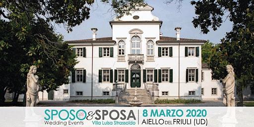 Sposo&Sposa Villa Luisa Strassoldo