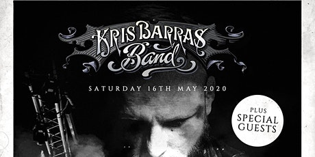 Kris Barras Band | Torquay tickets
