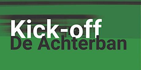 Kick-off de Achterban tickets