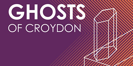 Ghosts of Croydon - A Walking and Drawing Workshop tickets