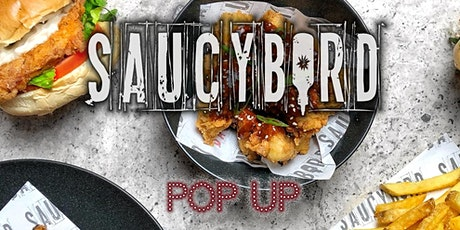 Saucybird Pop Up! tickets