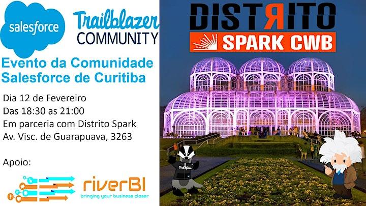 Curitiba Trailblazer Community Salesforce image