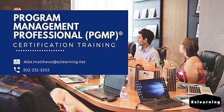 PgMP Certification Training in Hope, BC tickets