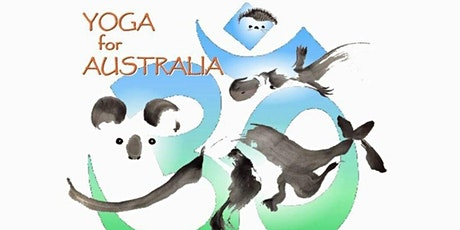 Yoga for Australia    Pay As You Feel / Donation based class tickets
