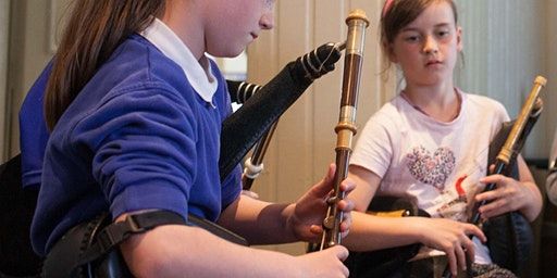 Try The Pipes - Taster Sessions - 3pm