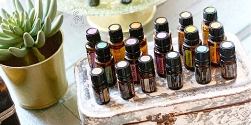 Continued Essential Oil Education in Hudson