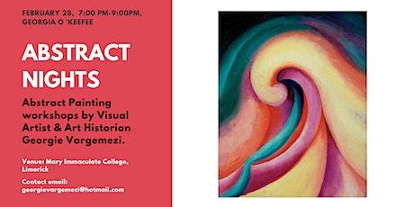 Abstract Nights: Georgia O'Keeffee tickets