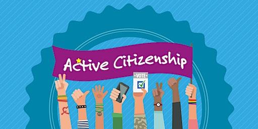 CCEA LLW: Active Citizenship Key Stages 3 & 4 [KS3,KS4/X/LLW/4]