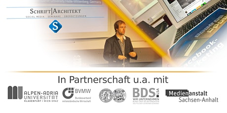 Seminar: Facebook-Marketing: Facebook, Instagram, WhatsApp im Beruf nutzen (MKZ) Tickets