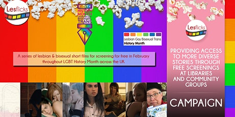 LGBT History Month Film Compilation tickets