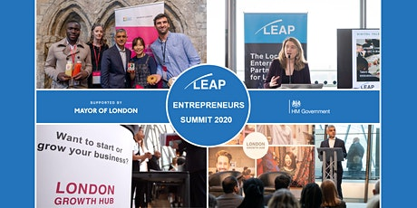 LEAP's Entrepreneurs Summit: Championing inclusive support for London's small businesses tickets