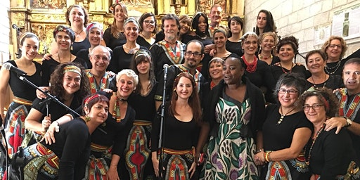 Joyful Gospel Choir en concierto