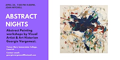 Abstract Nights: Joan Mitchell