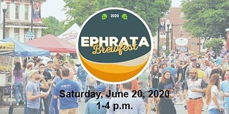 2020 Ephrata Brewfest tickets
